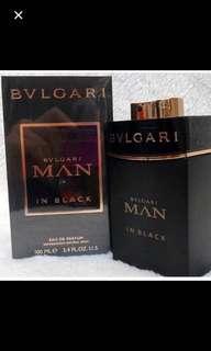 Parfume BvLgari Man iN BLack 100mL (segeL)