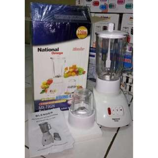pd Blender National 2in1 Wadah Kaca