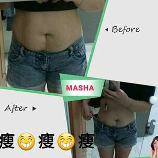 Weight loss specialist Masha