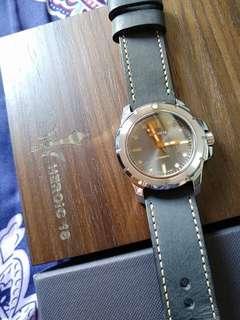 HEROIC 18鋼質潛水腕錶 ETA2824