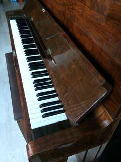 Upright Piano for practice