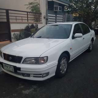 Nissan Cefiro AT 1997 sale or swap