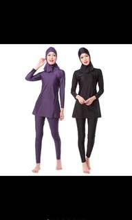 Muslimah Swimwear XL black in stock!