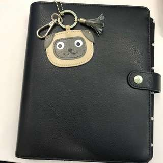 KikiK Planner with pug key chain