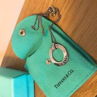 Tiffany Necklace 頸鏈 collection 1837