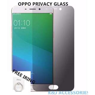 OPPO  A33/33/57/77/F5/R9S/R9S+/R11 PRICAVY TEMPERED GLASS