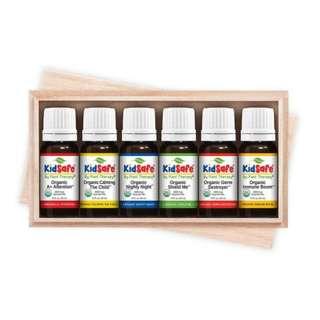 Kidssafe Organic Synegy Set
