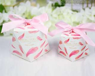 Gift boxes favor