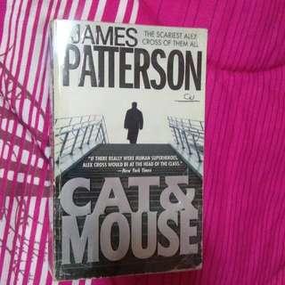 James Patterson - cat & Mouse
