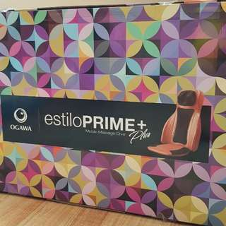 Estilo Prime Plus Ogawa Mobile Massage Chair