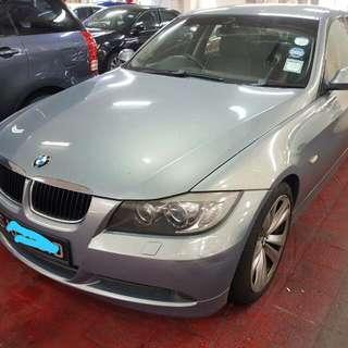 BMW E90 320 Automatic       -(SG)- Year 2008