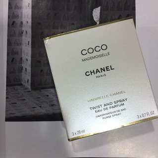 Chanel Coco Mademoiselle Spray