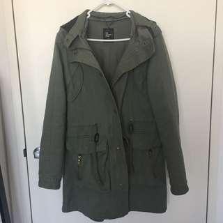 All About Eve Khaki Jacket