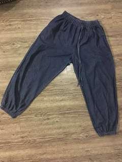 REDUCED! DenimJogger Pants Plus Size