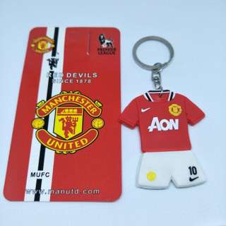 Manchester United Rooney Key Chain #Bajet20