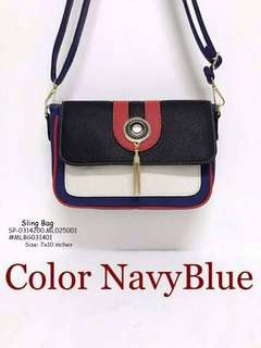 Sling bag size : 7*10 inches