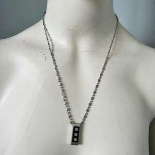 Stainless Steel Necklace #Bajet20