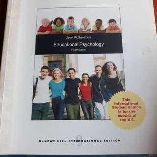 Educational psychology fourth edition
