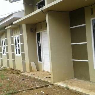 Rumah baru (subsidi) dp ringan