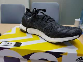 BNIB UltraBOOST Uncaged Dark Grey US 8.5 EU 42