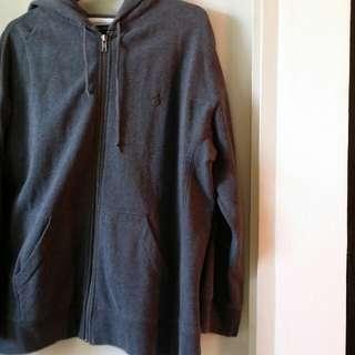 Gray Jacket/Hoodie