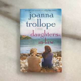 Daughters-in-law by Joanna Trollope. #Bajet20