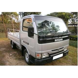 Open Lorry!! Canopy Lorry!! Toyota Liteace Van!! Toyota Hiace!!!Short & Long Term Rental!!!
