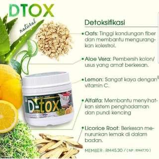 Dtox by Sendayu Tinggi
