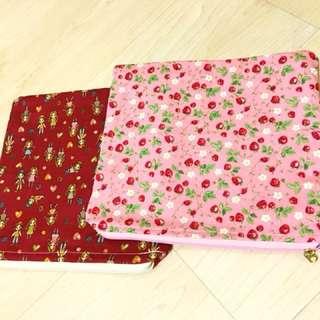 Fabric Pencils case