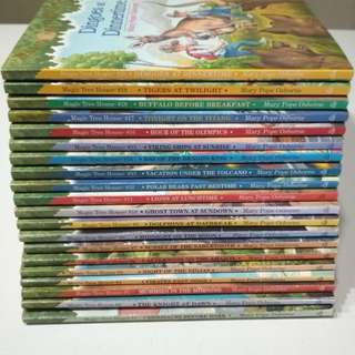 Magic Tree House #1 to #20 (20 for $20)