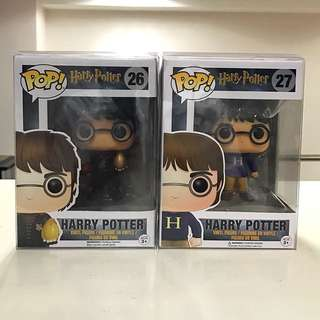 Funko Pop - Harry Potter Exclusive Set