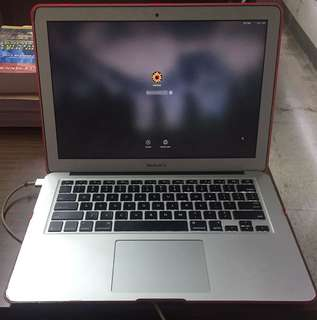 "Macbook air 13"" mid2013"