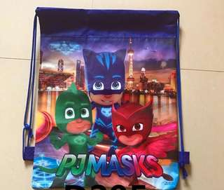 PJ masks Drawstring bags