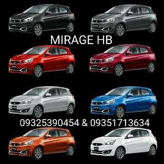 Mirage HB