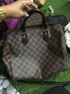Louis Vuitton Speedy 30 LV