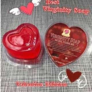Virginity soap