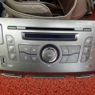 Radio perodua alza original