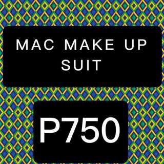 MAC Makeup Suit