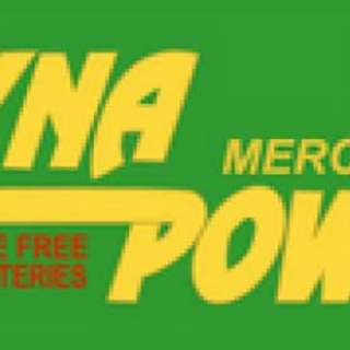 DYNA POWER Car Battery