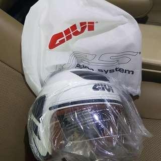GIVI White Helmet