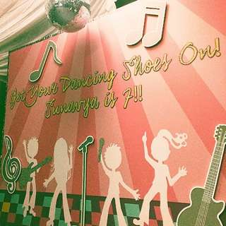 Customisable Backdrop Wall for Parties