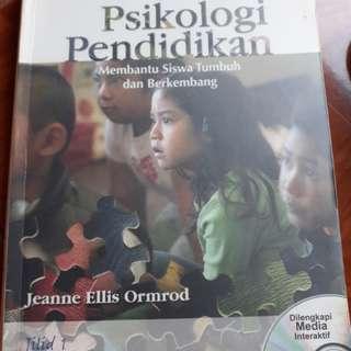 Psikologi pendidikan J.E Ormrod