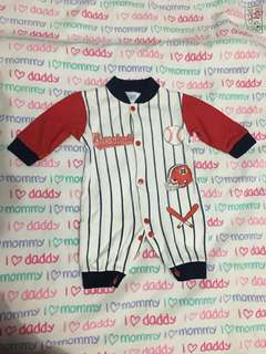 Jumpsuit Baseball