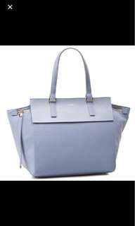 Brand new authentic furla blue handbag