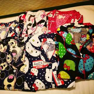 Pyjamas for kids