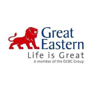 Great Eastern Life New Business Writing Admin Associate