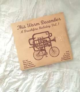 Charity Sale! This Warm December A Bushfire Holiday Volume 1 Christmas CD