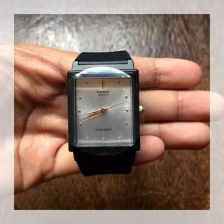 Original Casio Resin Watch