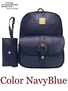2in1 bag size : 13 inches