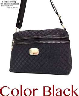 Sling bag size : 11 inches